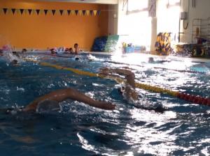 みんなよく頑張って泳いでましたね!