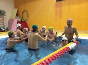 完泳したときの達成感は最高!