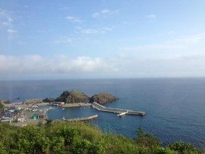 Channel and Marathon Swims in Japan