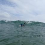 大きな波をロスなくかわすトレーニング