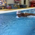 水泳をやると風邪をひかない?