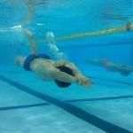 水泳の基本!ストリームライン。