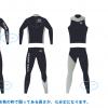 こだわりのオープンウォータースイミング用オリジナルウエットスーツ!