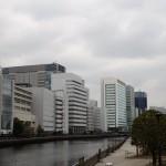 横浜マラソン応援サイクリング