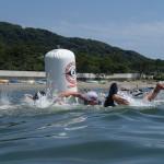 5km泳ぎ込みプログラム『海DE 1km×5本』【8/20(日)開催】
