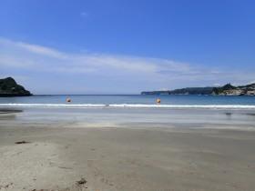 守谷海岸ってこんなところ!すっごい綺麗ですよ。