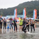 チャリティー湘南オープンウォータースイミング2016「選手・ボランティア」レポート集