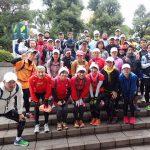 2016山手線1周ランニング