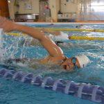自分の泳ぎをスローで見ると分かりやすい