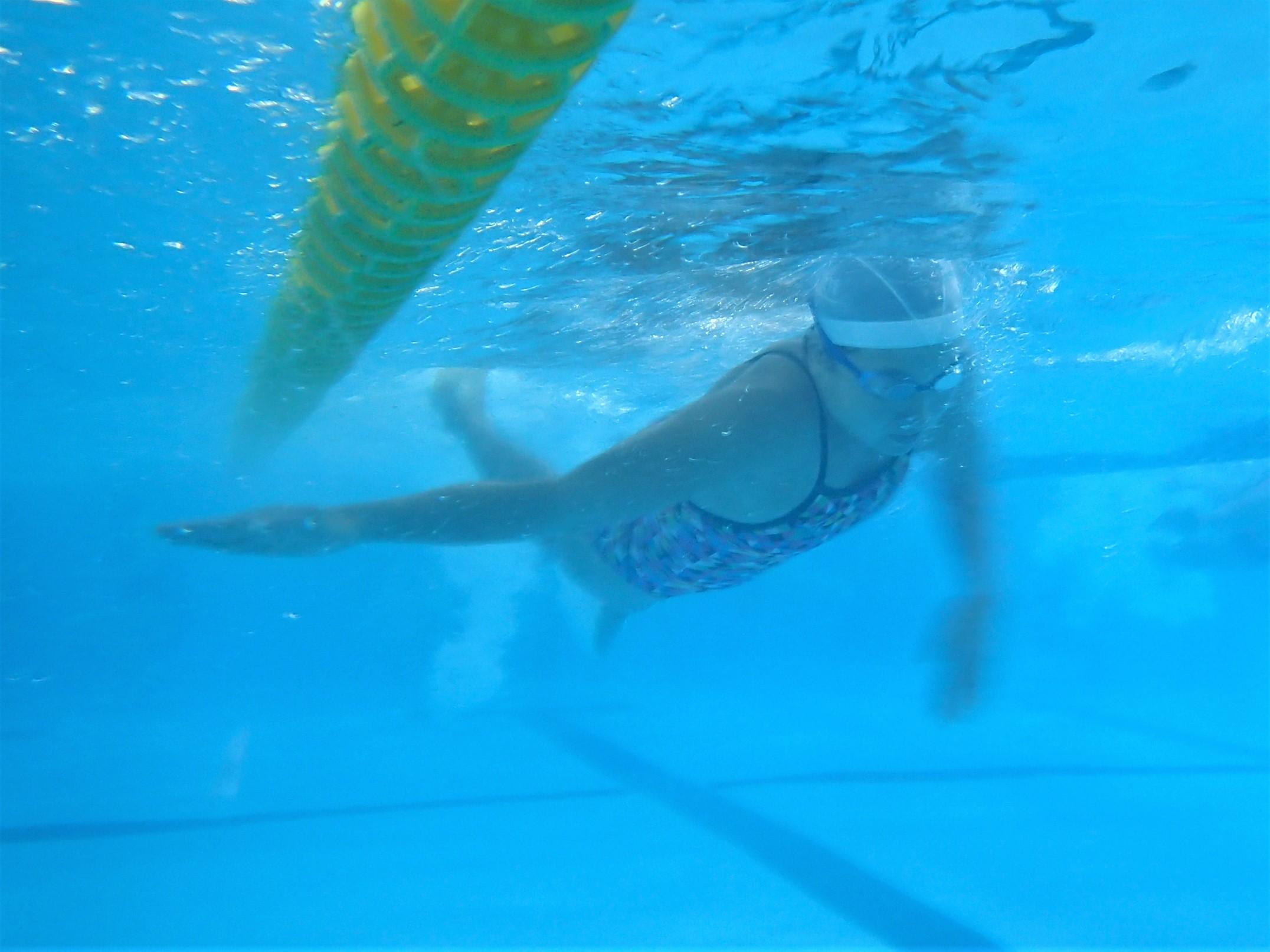抵抗に敏感になるだけで、泳ぎが激変するかも!? | オーシャンナビ公式 ...