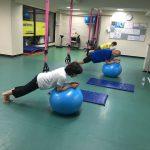 ドライランドトレーニングNEWプログラム「ちょっとだけハードに体幹&サーキット」トライアルクラス【6/12(火)・6/19(火)開催】
