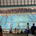 マスターズ大会報告: 日本マスターズ水泳短水路大会@東京都辰巳国際水泳場