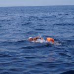 ロシアサハリン州クリリオン岬〜北海道宗谷岬国際横断泳②