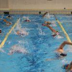泳ぐだけじゃない!泳法撮影&確認!50m × 50本(1分サークル)@YOUTH町田』