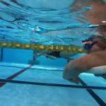 キャッチ動作をどう意識してどう泳ぎに落とし込むか