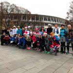幻の東京オリンピックマラソンコースラン