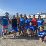 20200905江ノ島〜城ヶ島(21km)リレー泳 レポート